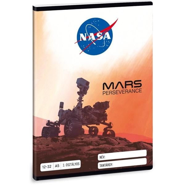 Ars Una Nasa-1 5078 A5 12-32 3.osztályos füzet - 1