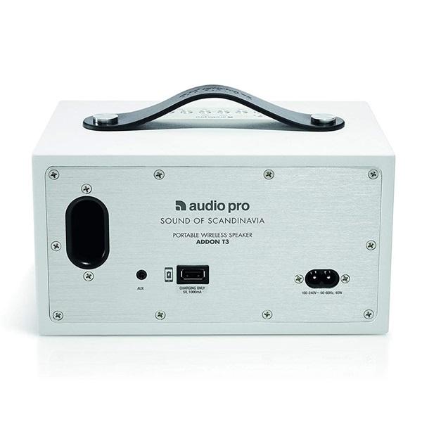 Audio Pro Addon T3 fehér Bluetooth hangszóró - 3