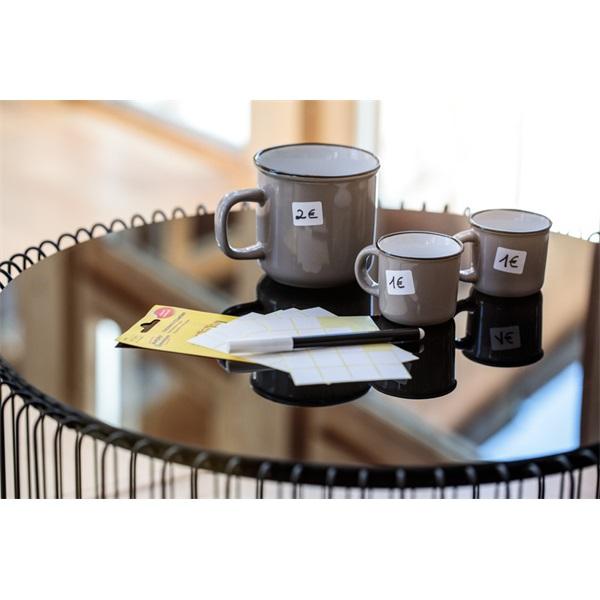 Avery 3042 18x12mm univerzális 216db-os fehér etikett - 7