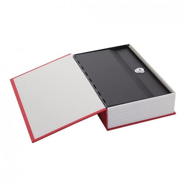 Bookcase értéktároló könyv kazetta - 5