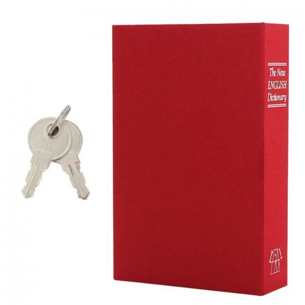 Bookcase értéktároló könyv kazetta - 7