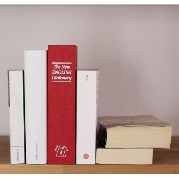 Bookcase értéktároló könyv kazetta - 8
