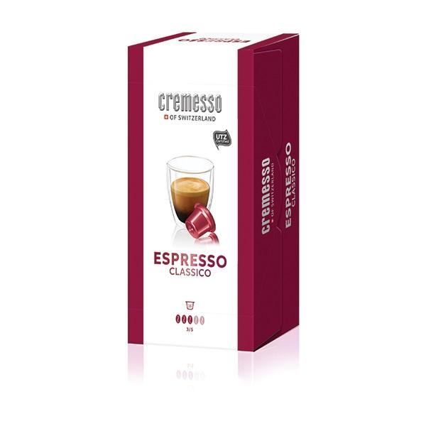 CREMESSO Espresso kávékapszula 16db (96g) a PlayIT Store-nál most bruttó 15.999 Ft.