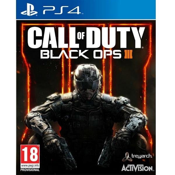 Call of Duty: Black Ops III (CoD Black Ops 3) PS4 játékszoftver - 1