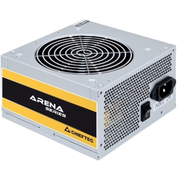 Chieftec-iARENA GPA-400S8 400W PFC 80+ 12 cm ventilátorral  OEM tápegység - 1