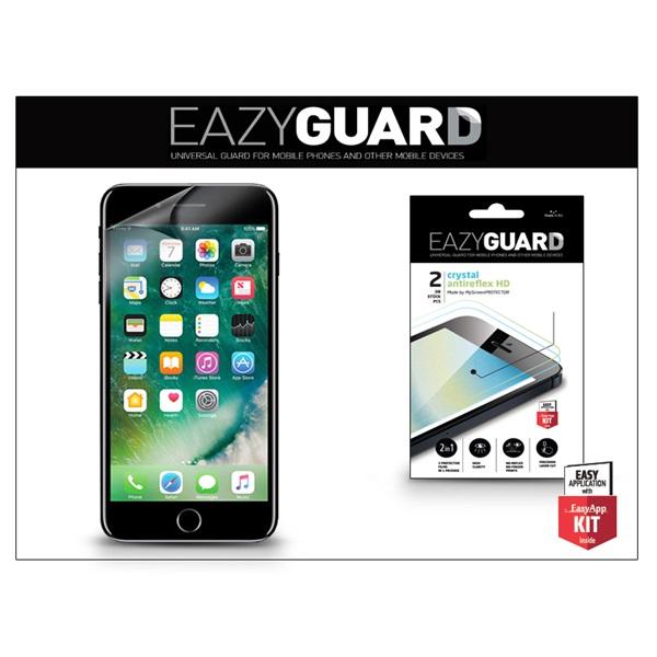 EazyGuard LA-1039 iPhone 7 Plus/8 Plus (Crystal/Antireflex HD) 2db-os kijelzővédő fólia a PlayIT Store-nál most bruttó 15.999 Ft.