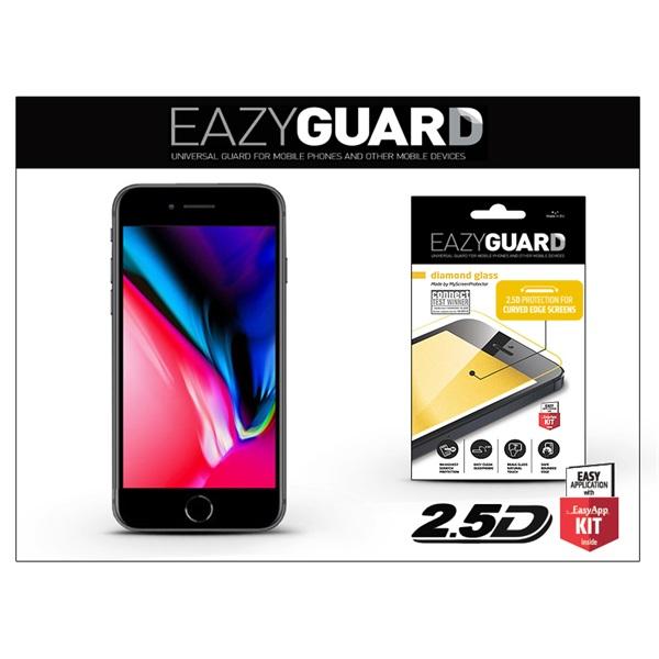 EazyGuard LA-1280 iPhone 7/8/SE 2020 2.5D üveg kijelzővédő fólia a PlayIT Store-nál most bruttó 15.999 Ft.
