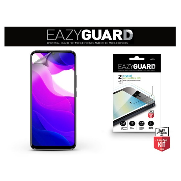 EazyGuard LA-1678 MI 10 Lite Crystal/Antireflex HD 2db kijelzővédő fólia - 1