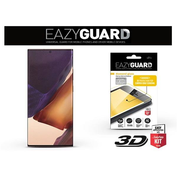 EazyGuard LA-1687 Galaxy Note 20 Ultra 3D üveg kijelzővédő fólia - 1