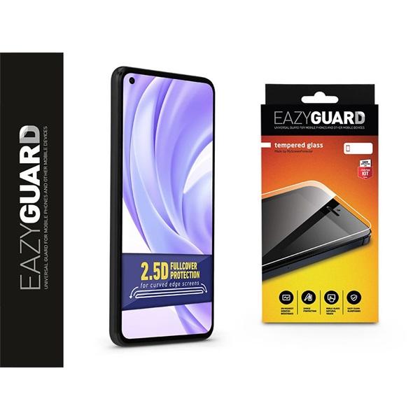 EazyGuard LA-1855 Xiaomi Mi 11 Lite LTE/11 Lite 5G 2.5D gyémántüveg kijelzővédő fólia - 1