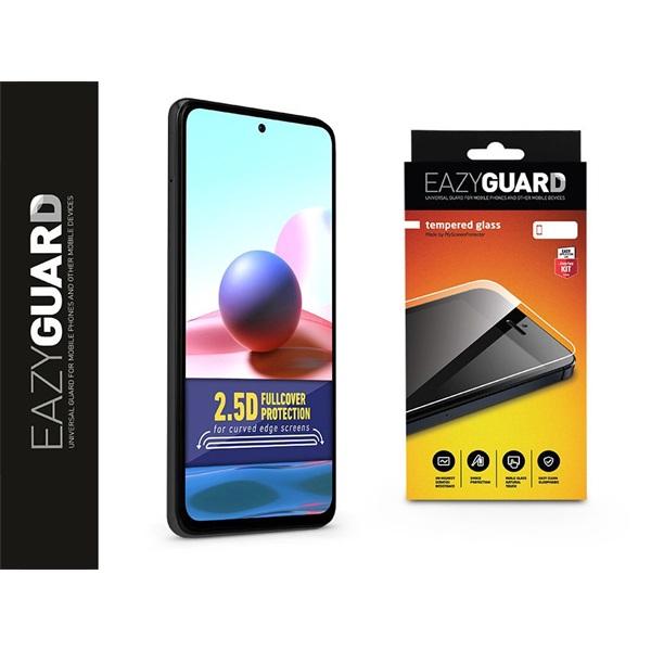 EazyGuard LA-1860 Xiaomi Redmi Note 10/Note 10S 2.5D gyémántüveg kijelzővédő fólia - 1