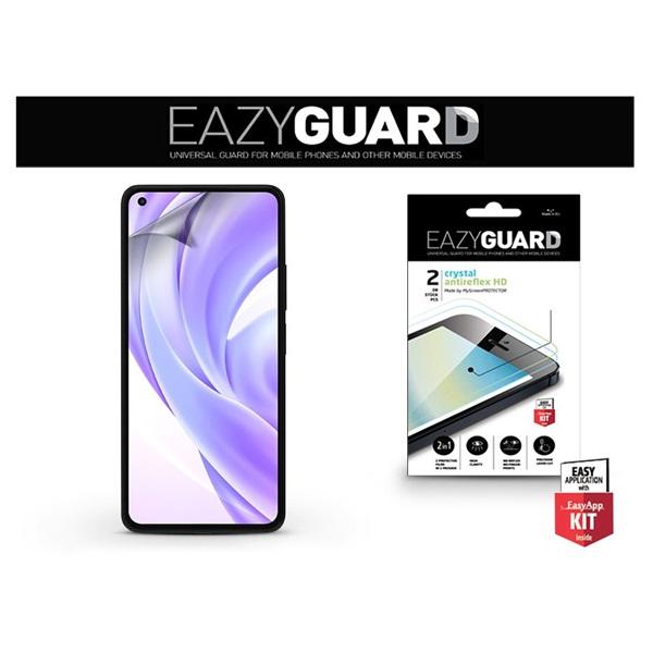 EazyGuard LA-1864 Xiaomi Mi 11 Lite LTE/11 Lite 5G (Crystal/Antireflex HD) 2db-os kijelzővédő fólia - 1