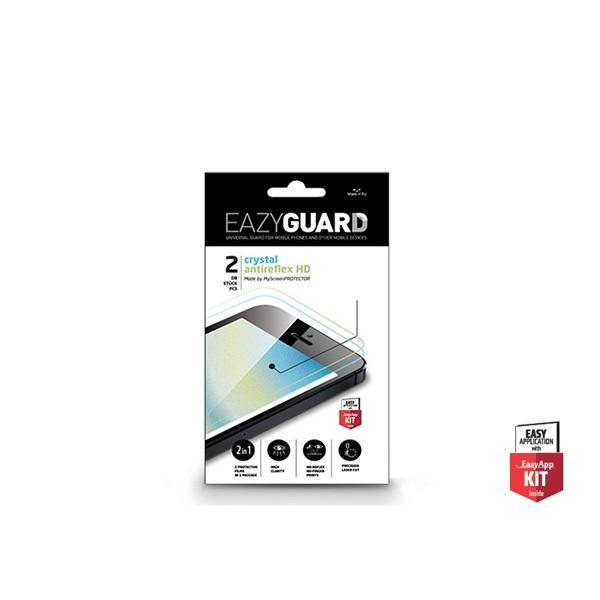 """EazyGuard LA-010 6,4"""" univerzális (Crystal/Antireflex HD) 2db-os kijelzővédő fólia a PlayIT Store-nál most bruttó 15.999 Ft."""