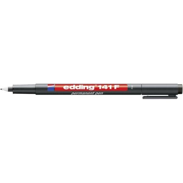 Edding 141 F OHP Permanent 0,6mm fekete marker - 1