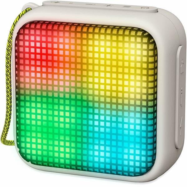 Energy Sistem EN 446728 Beat Box 2+ Lightcube Granite Bluetooth gránit hangszóró - 1