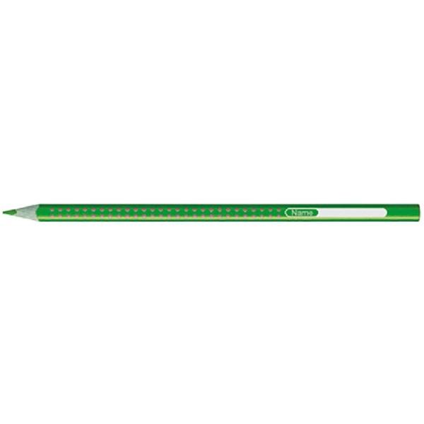 Faber-Castell Grip 2001 zöld színes ceruza - 1
