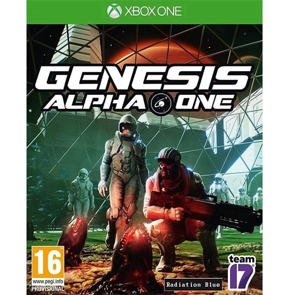 Genesis Alpha One Xbox One játékszoftver - 1