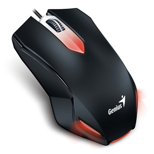 Genius X-G200 USB fekete gamer egér a PlayIT Store-nál most bruttó 15.999 Ft.