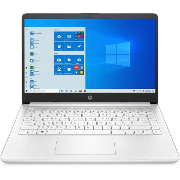 "HP 14s-dq2014nh laptop (14""FHD Intel Core i3-1125G4/Int. VGA/8GB RAM/256GB/Win10) - fehér - 1"