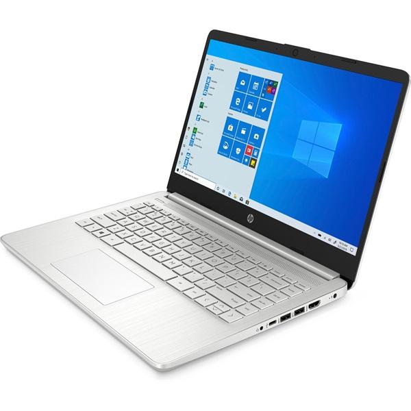 """HP 14s-fq0016nh laptop (14""""FHD AMD Ryzen 3-4300U/Int. VGA/8GB RAM/512GB/Win10) - ezüst - 2"""