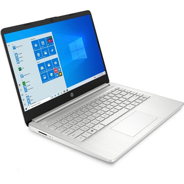"""HP 14s-fq0016nh laptop (14""""FHD AMD Ryzen 3-4300U/Int. VGA/8GB RAM/512GB/Win10) - ezüst - 3"""