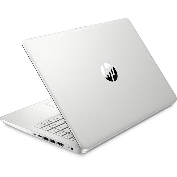 """HP 14s-fq0016nh laptop (14""""FHD AMD Ryzen 3-4300U/Int. VGA/8GB RAM/512GB/Win10) - ezüst - 6"""