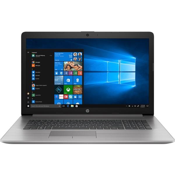 "HP 470 G7 laptop (17,3""FHD Intel Core i7-10510U/Int. VGA/8GB RAM/256GB/DOS) - ezüst - 1"