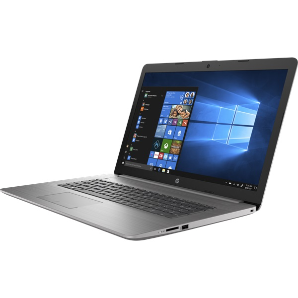 """HP 470 G7 9HQ27EA laptop (17,3""""FHD Intel Core i7-10510U/AMD Radeon 530 2GB/16GB RAM/512GB/Win10) - ezüst - 3"""