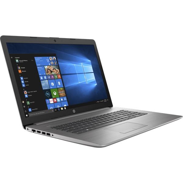 """HP 470 G7 9HQ28EA laptop (17,3""""FHD Intel Core i7-10510U/AMD Radeon 530 2GB/8GB RAM/512GB/Win10) - ezüst - 2"""