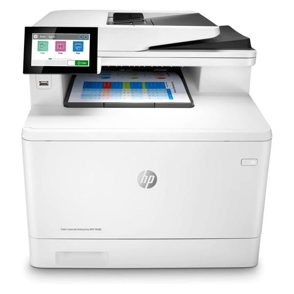 HP Color LaserJet Enterprise M480f színes multifunkciós nyomtató - 1