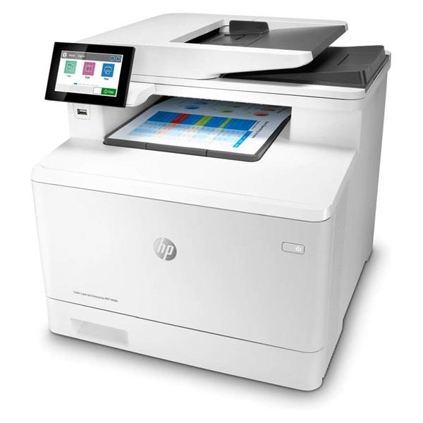 HP Color LaserJet Enterprise M480f színes multifunkciós nyomtató - 2