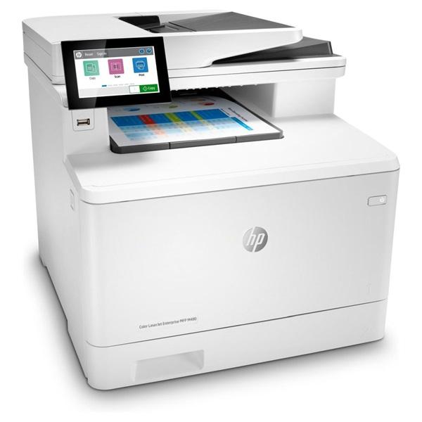 HP Color LaserJet Enterprise M480f színes multifunkciós nyomtató - 3