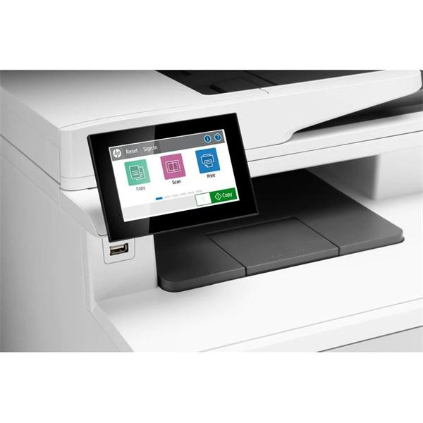 HP Color LaserJet Enterprise M480f színes multifunkciós nyomtató - 4