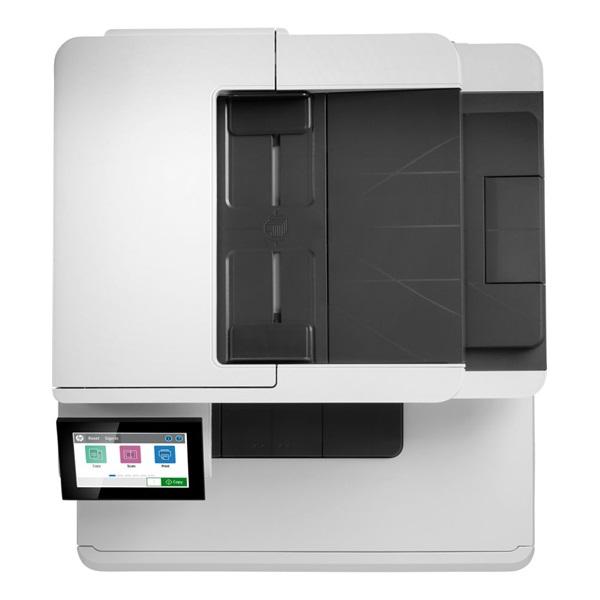 HP Color LaserJet Enterprise M480f színes multifunkciós nyomtató - 6