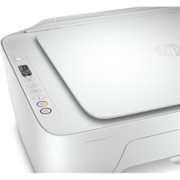 HP DeskJet 2710E tintasugaras multifunkciós Instant Ink ready nyomtató - 6