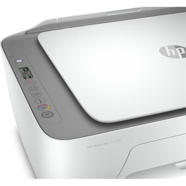HP DeskJet 2720E tintasugaras multifunkciós Instant Ink ready nyomtató - 6
