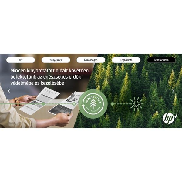 HP DeskJet 2720E tintasugaras multifunkciós Instant Ink ready nyomtató - 23
