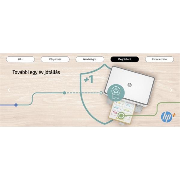 HP Envy 6020E AiO multifunkciós tintasugaras Instant Ink ready nyomtató - 23