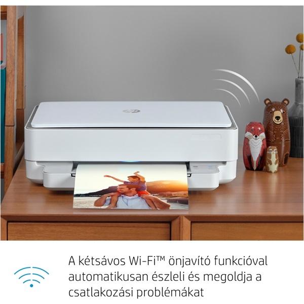 HP Envy 6020E AiO multifunkciós tintasugaras Instant Ink ready nyomtató - 33