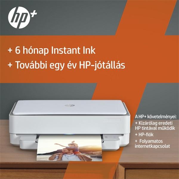 HP Envy 6020E AiO multifunkciós tintasugaras Instant Ink ready nyomtató - 37