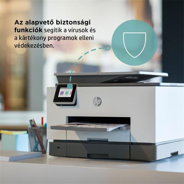 HP OfficeJet Pro 9022E All-in-One multifunkciós tintasugaras Instant Ink ready nyomtató - 18