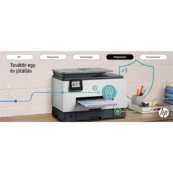 HP OfficeJet Pro 9022E All-in-One multifunkciós tintasugaras Instant Ink ready nyomtató - 25