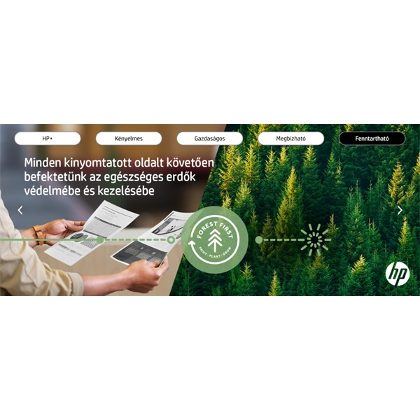 HP OfficeJet Pro 9022E All-in-One multifunkciós tintasugaras Instant Ink ready nyomtató - 26