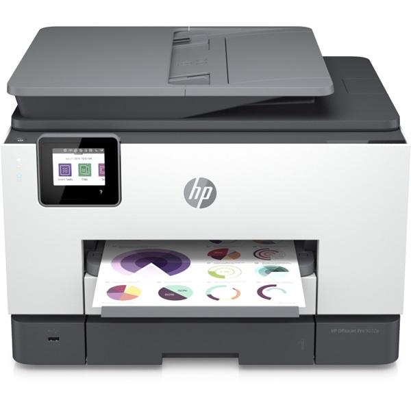 HP OfficeJet Pro 9022E All-in-One multifunkciós tintasugaras Instant Ink ready nyomtató - 2