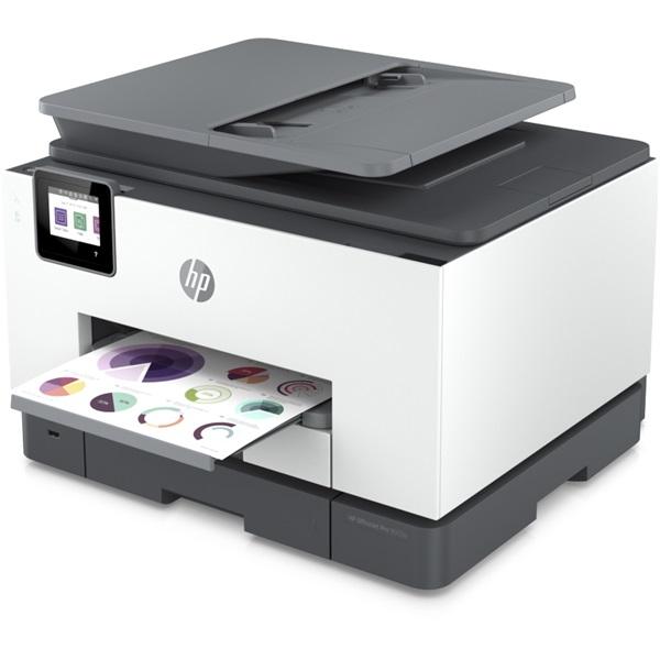 HP OfficeJet Pro 9022E All-in-One multifunkciós tintasugaras Instant Ink ready nyomtató - 3