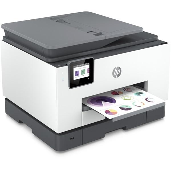 HP OfficeJet Pro 9022E All-in-One multifunkciós tintasugaras Instant Ink ready nyomtató - 4