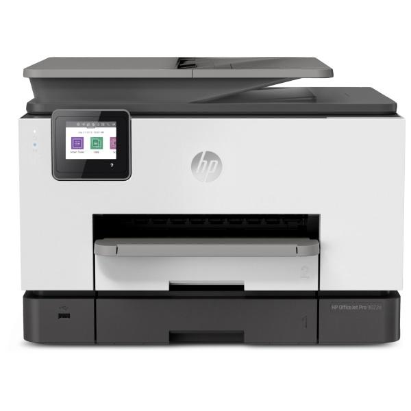 HP OfficeJet Pro 9022E All-in-One multifunkciós tintasugaras Instant Ink ready nyomtató - 6