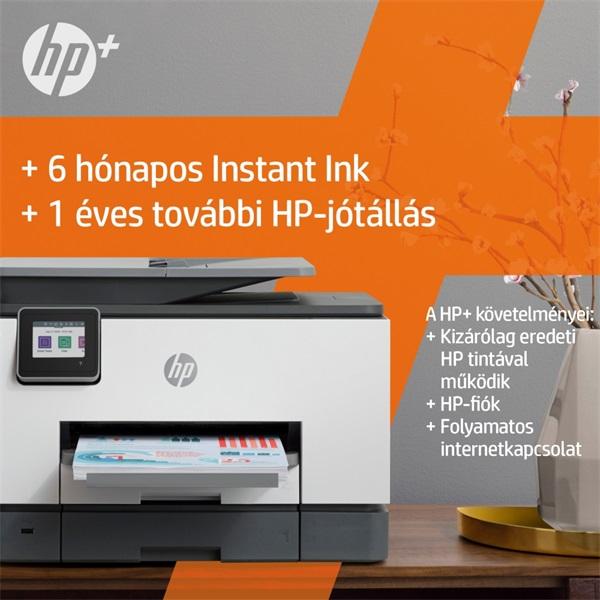 HP OfficeJet Pro 9022E All-in-One multifunkciós tintasugaras Instant Ink ready nyomtató - 13