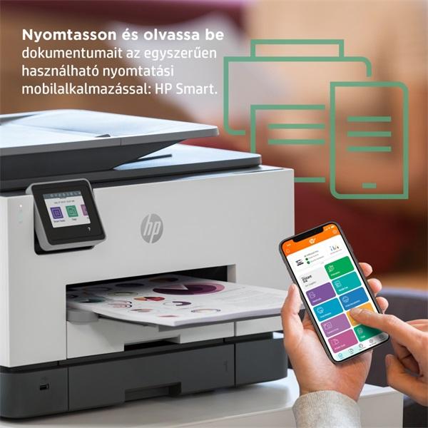 HP OfficeJet Pro 9022E All-in-One multifunkciós tintasugaras Instant Ink ready nyomtató - 16