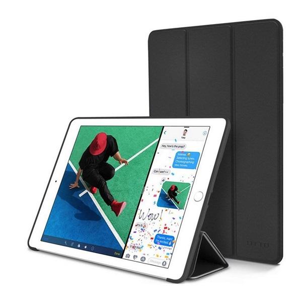 "Haffner FN0136 Apple iPad 9,7"" (2017/2018) fekete (Smart Case) védőtok - 2"
